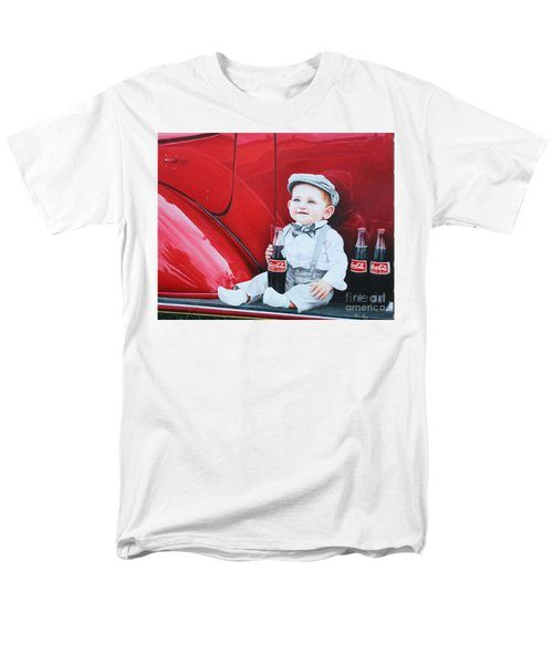 Little Mason Men's T-Shirt  (Regular Fit) by Mike Ivey