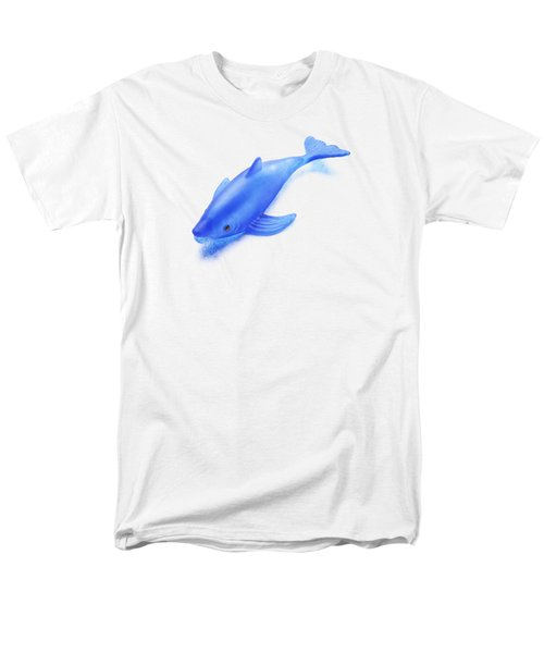 Little Rubber Fish Men's T-Shirt  (Regular Fit) by YoPedro