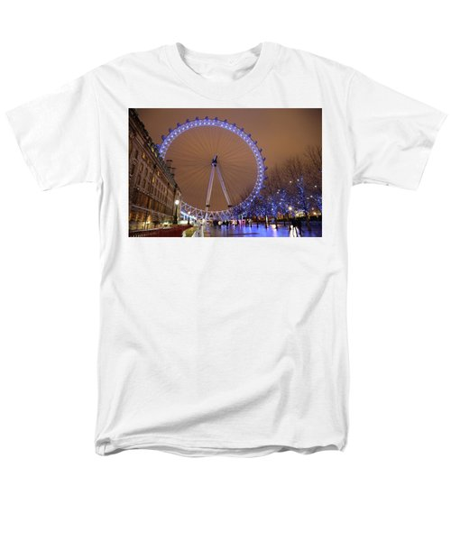 Big Wheel Men's T-Shirt  (Regular Fit) by David Chandler