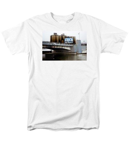 Men's T-Shirt  (Regular Fit) featuring the digital art Lonestar 1 by David Blank