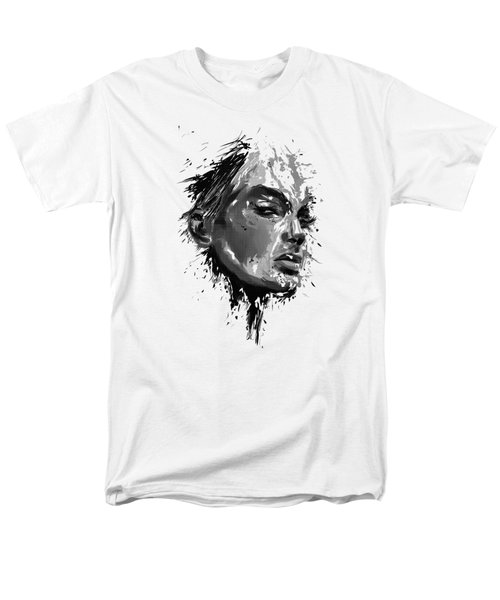 Look Men's T-Shirt  (Regular Fit)