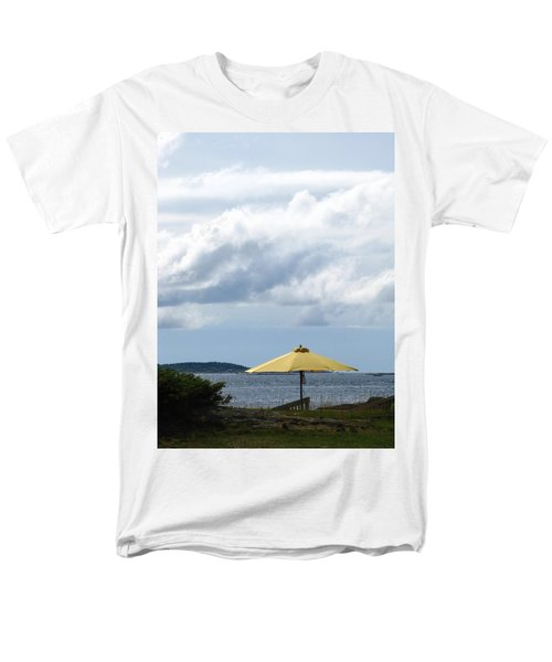 Looking Out To Sea Men's T-Shirt  (Regular Fit)