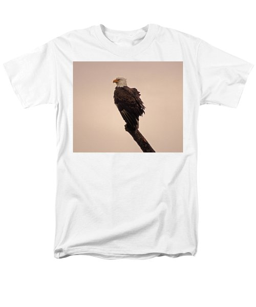 Men's T-Shirt  (Regular Fit) featuring the photograph Looks Like Reign by Robert Geary