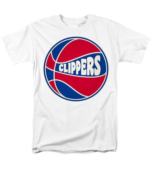 Los Angeles Clippers Retro Shirt Men's T-Shirt  (Regular Fit)