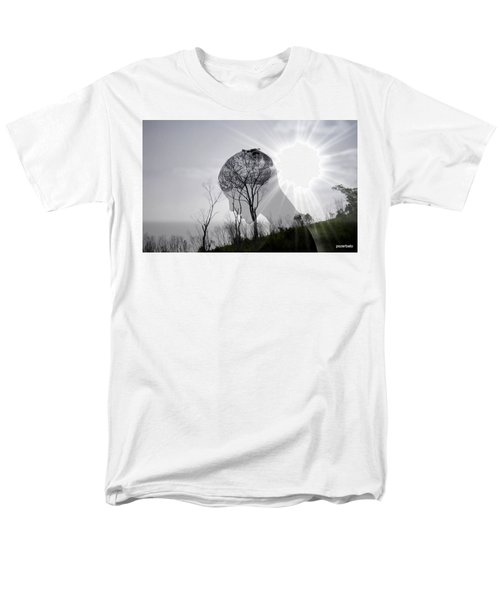 Lost Connection With Nature Men's T-Shirt  (Regular Fit) by Paulo Zerbato