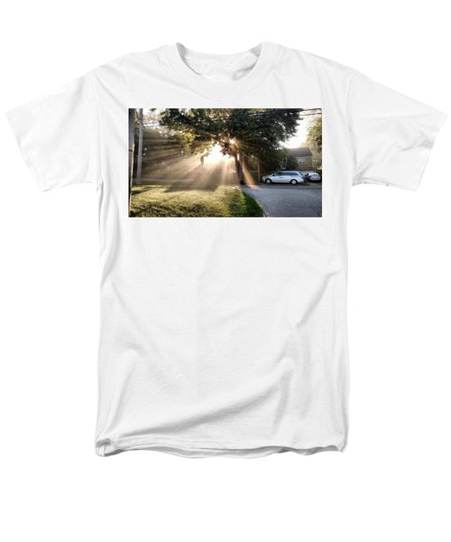 Magical Morning Men's T-Shirt  (Regular Fit) by James Guentner