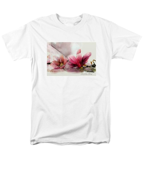 Magnolien .... Men's T-Shirt  (Regular Fit) by Jacqueline Schreiber