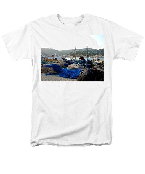 Men's T-Shirt  (Regular Fit) featuring the photograph Mallorca 2 by Ana Maria Edulescu