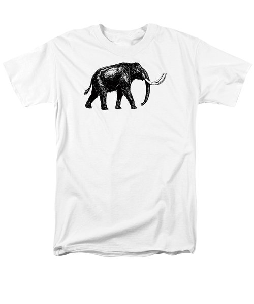 Mammoth Tee Men's T-Shirt  (Regular Fit) by Edward Fielding