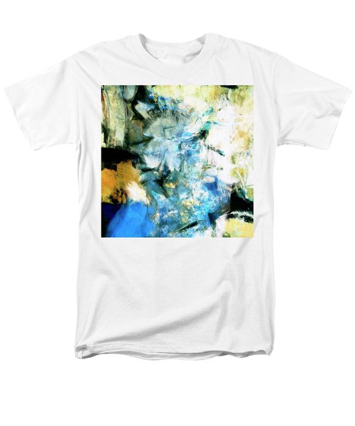 Men's T-Shirt  (Regular Fit) featuring the painting Manifestation by Dominic Piperata