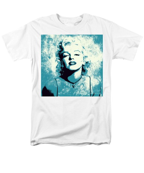 Marilyn Monroe - 201 Men's T-Shirt  (Regular Fit) by Variance Collections