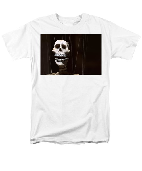 Marionette Men's T-Shirt  (Regular Fit) by Joseph Skompski