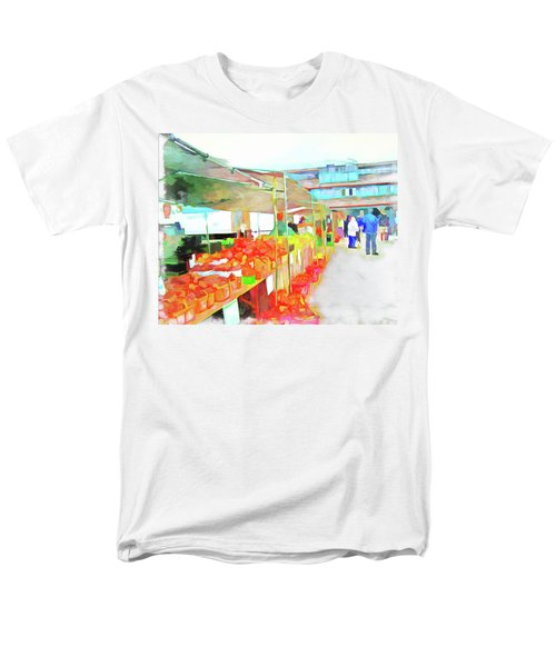 Market Day Men's T-Shirt  (Regular Fit)