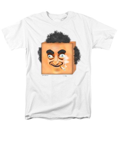 Marty Feldman Caricature Men's T-Shirt  (Regular Fit) by John Wills