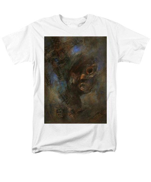 Hidden Men's T-Shirt  (Regular Fit) by Behzad Sohrabi