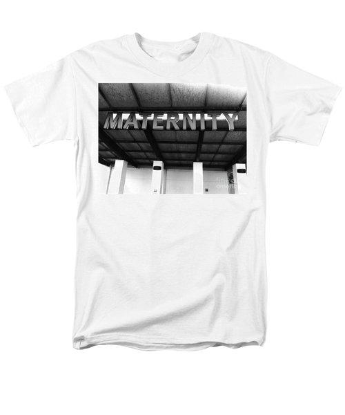 Maternity  Ward Men's T-Shirt  (Regular Fit) by WaLdEmAr BoRrErO