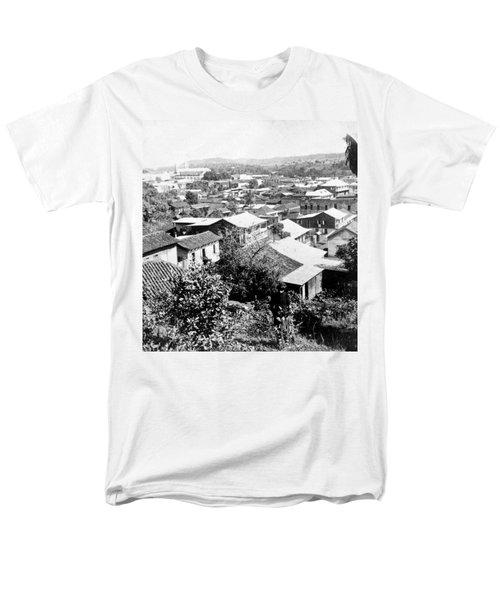 Mayaguez - Puerto Rico - C 1900 Men's T-Shirt  (Regular Fit) by International  Images