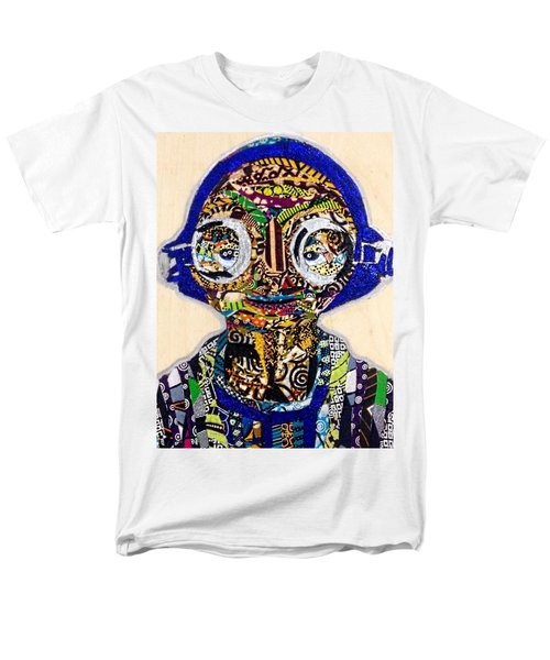Maz Kanata Star Wars Awakens Afrofuturist Colection Men's T-Shirt  (Regular Fit)