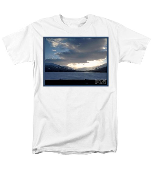 Men's T-Shirt  (Regular Fit) featuring the photograph Mckinley by James Lanigan Thompson MFA
