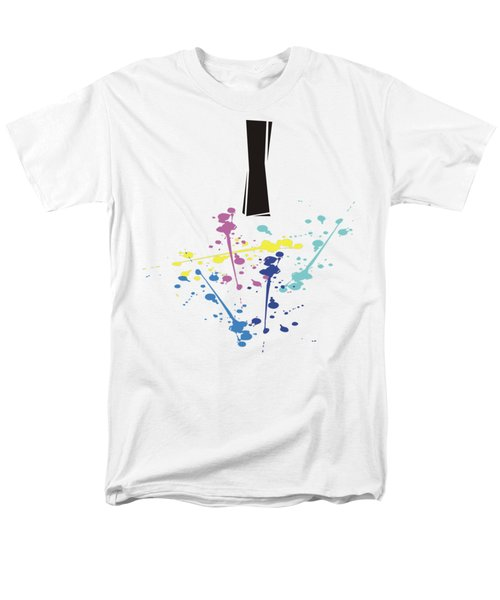 Me Myself And I Men's T-Shirt  (Regular Fit) by Jacquie King