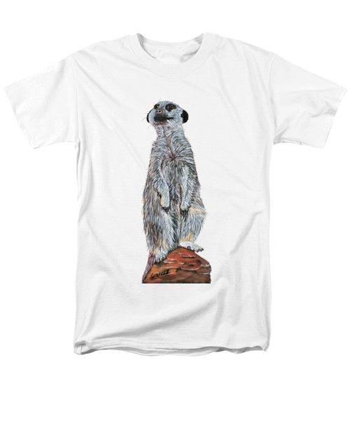 Meer Curiosity Custom Men's T-Shirt  (Regular Fit) by Lee Wolf Winter