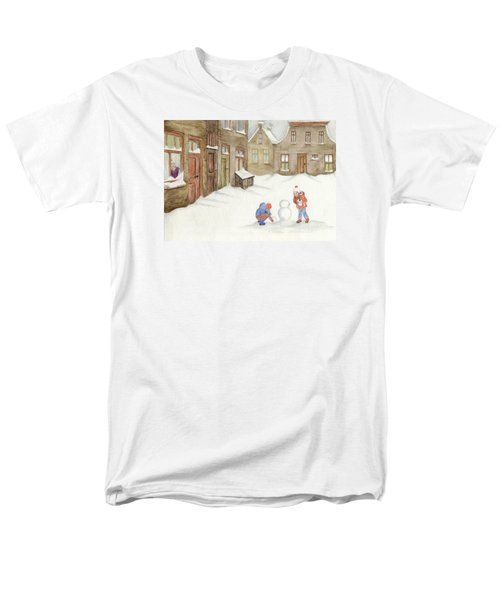 Memories........... Men's T-Shirt  (Regular Fit) by Annemeet Hasidi- van der Leij