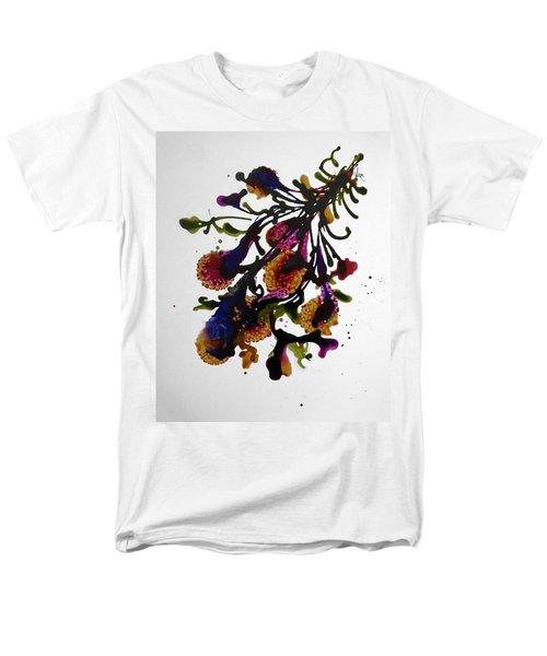 Midnight Magic-2 Men's T-Shirt  (Regular Fit) by Alika Kumar