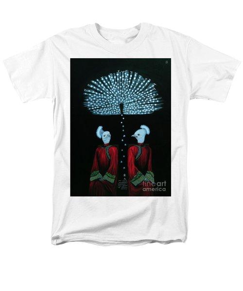 Mirror Men's T-Shirt  (Regular Fit) by Fei A