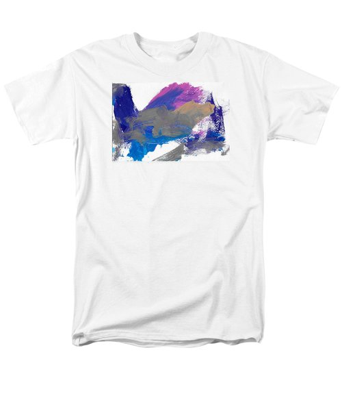 Miss Emma's Abstract Men's T-Shirt  (Regular Fit) by Fred Wilson