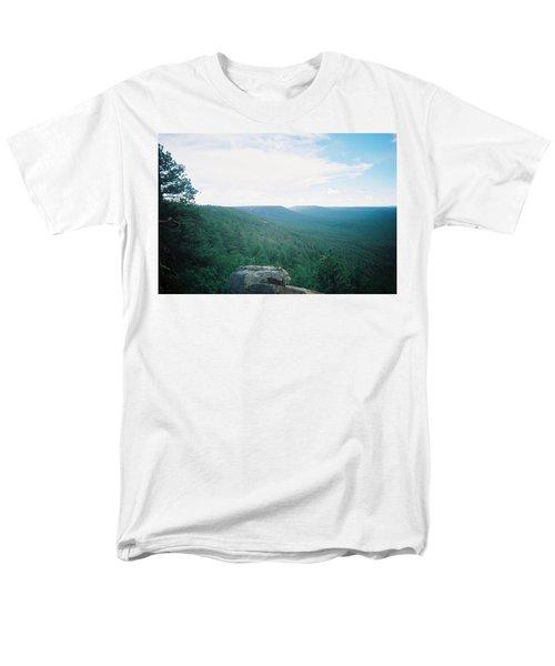 Mogollon Rim - Arizona Men's T-Shirt  (Regular Fit)