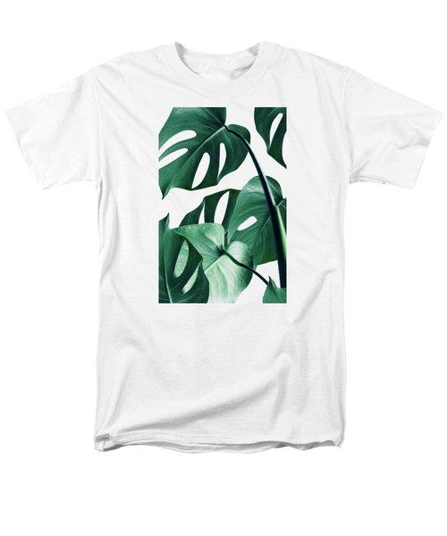 Monstera Men's T-Shirt  (Regular Fit) by Uma Gokhale