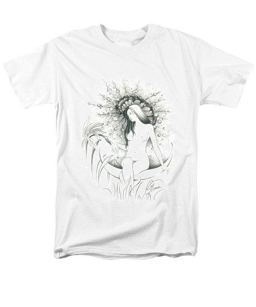 Moon Dew Men's T-Shirt  (Regular Fit) by Anna Ewa Miarczynska