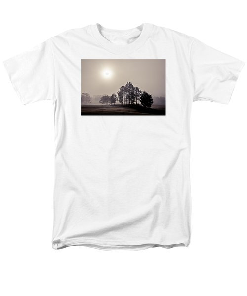 Men's T-Shirt  (Regular Fit) featuring the photograph Morning Calm by Annette Berglund