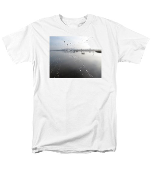 Morning Pearls Men's T-Shirt  (Regular Fit) by I'ina Van Lawick