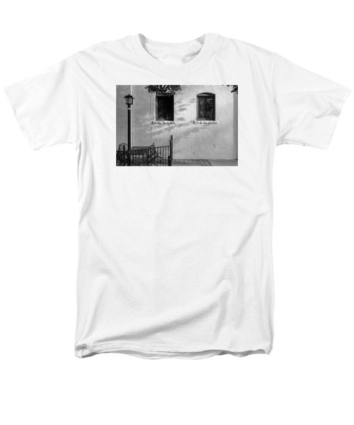 Men's T-Shirt  (Regular Fit) featuring the photograph Morning Shadows by Monte Stevens