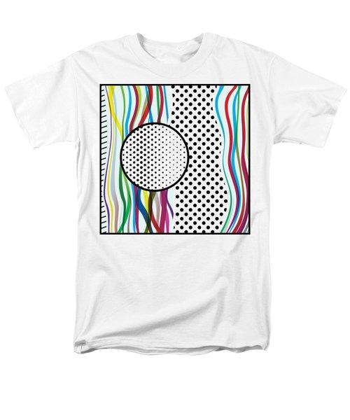Morris Pop-art Men's T-Shirt  (Regular Fit)