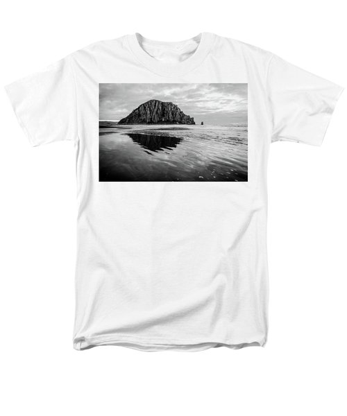 Morro Rock II Men's T-Shirt  (Regular Fit)