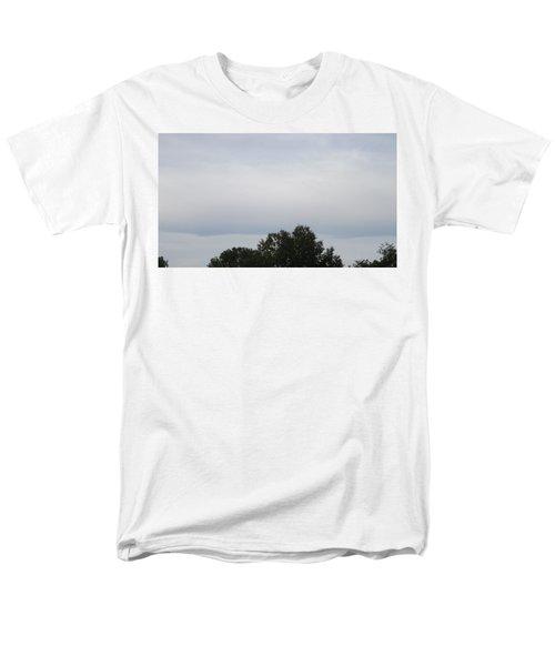 Mountain Clouds 3 Men's T-Shirt  (Regular Fit) by Don Koester