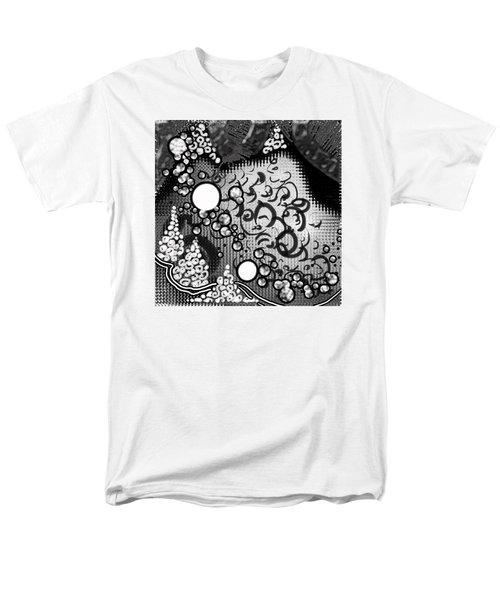 Mountainous Men's T-Shirt  (Regular Fit) by Adria Trail