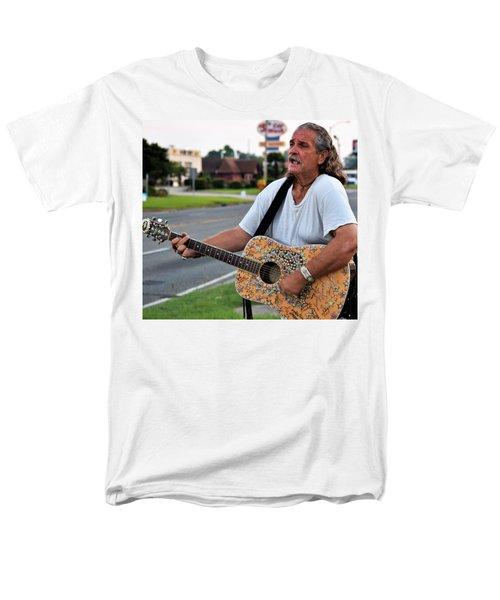 Mr. Terry Benoit Men's T-Shirt  (Regular Fit) by John Glass