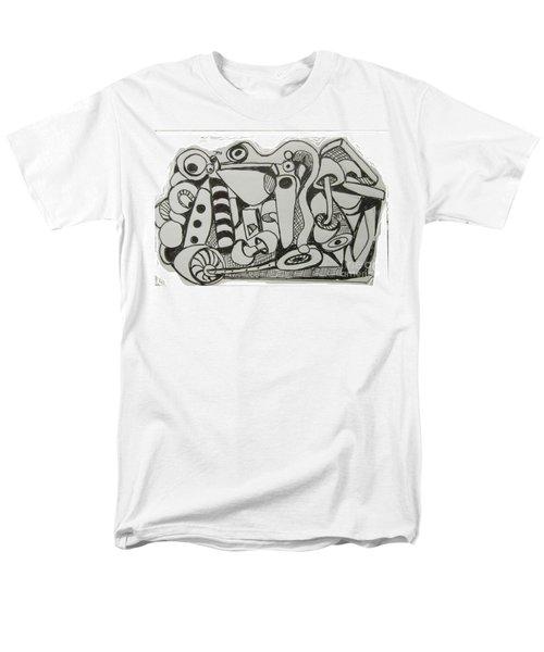 Mushroom Powered Engine 004 - Bellingham - Lewisham Men's T-Shirt  (Regular Fit) by Mudiama Kammoh