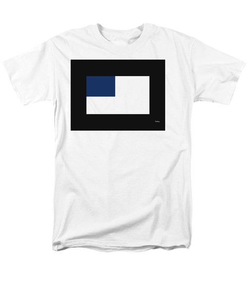 Men's T-Shirt  (Regular Fit) featuring the digital art Music Notes 14 by David Bridburg