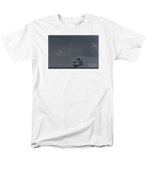 Mv Britannia Men's T-Shirt  (Regular Fit) by David  Hollingworth