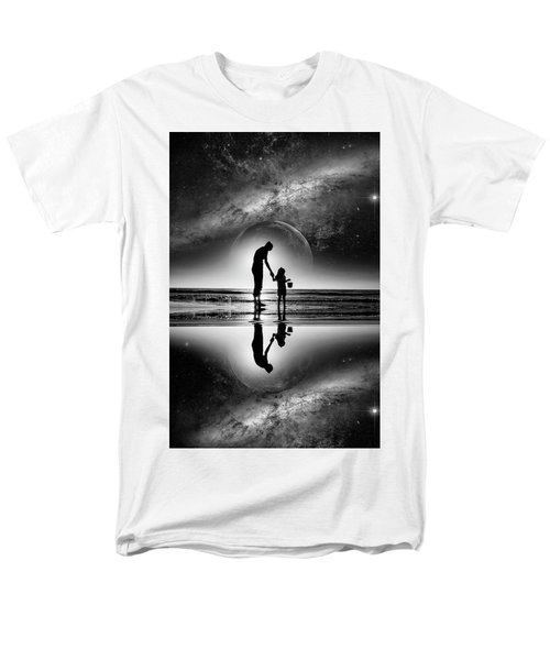 My Future Men's T-Shirt  (Regular Fit) by Kevin Cable