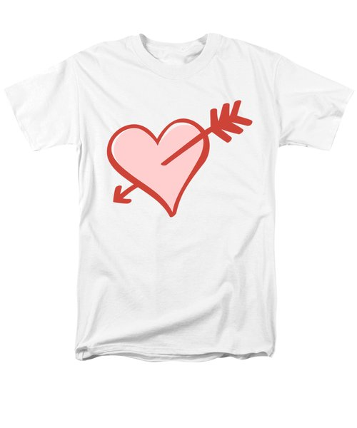 My Heart Men's T-Shirt  (Regular Fit) by Alice Gipson