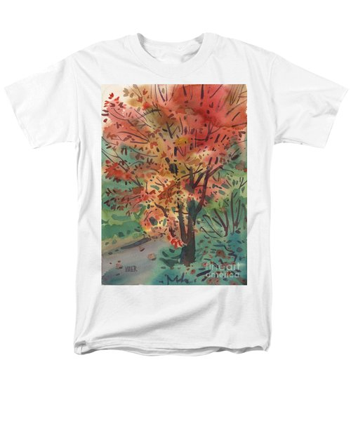 My Maple Tree Men's T-Shirt  (Regular Fit) by Donald Maier