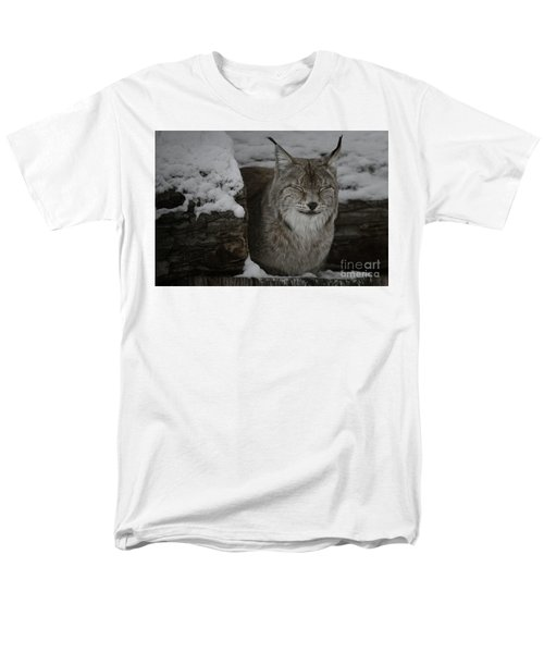 Men's T-Shirt  (Regular Fit) featuring the photograph My Robert Bateman by Brad Allen Fine Art