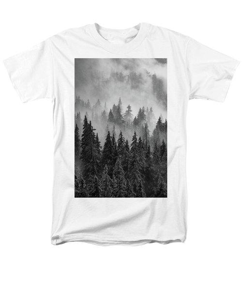 Mystic  Men's T-Shirt  (Regular Fit) by Dustin LeFevre