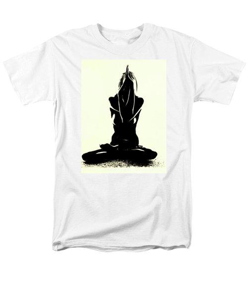 Namaste Men's T-Shirt  (Regular Fit) by Susan Duda