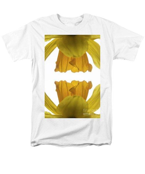 Narcissus Men's T-Shirt  (Regular Fit) by Ana Mireles